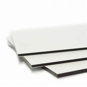 Alu Dibond Aufhängen : 1 platte alu dilite beidseitig wei 3mm 80x60cm dibond platten zuschnitt ebay ~ Eleganceandgraceweddings.com Haus und Dekorationen