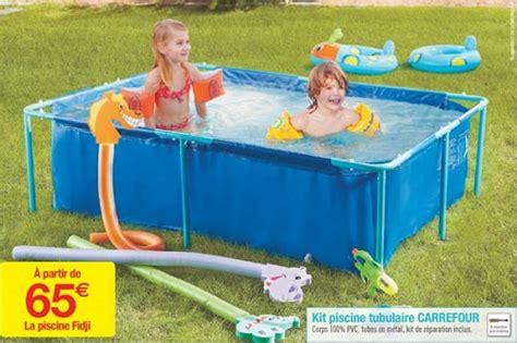 piscines carrefour catalogue hors sol tubulaire pas cher