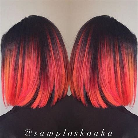 Best 20 Dip Dye Bob Ideas On Pinterest Ombre Bob Dip