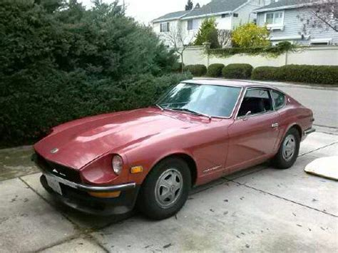 Buy Used 1972 Datsun 240z All Original Excellet Condition