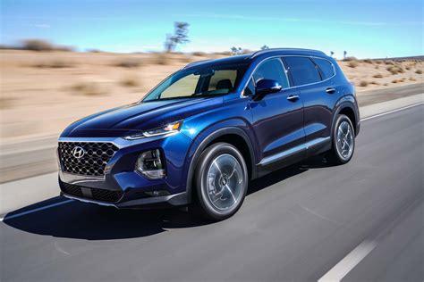 2019 Hyundai Santa Fe Review, Ratings, Specs, Prices, And