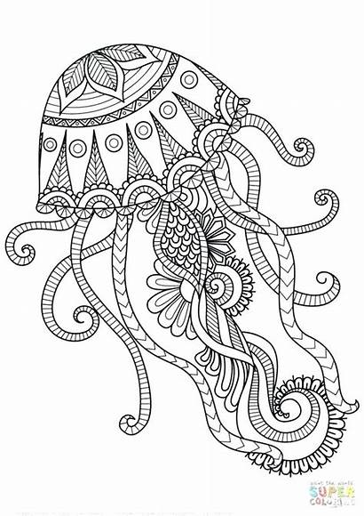 Coloring Pages Unique Adult Printable Getdrawings