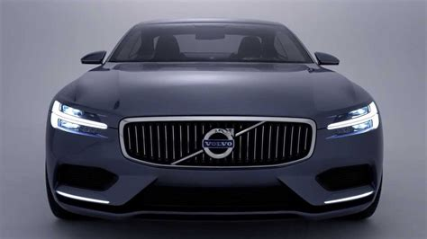 introducing  volvo concept coupe youtube