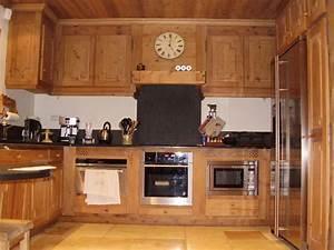 cuisine vieux bois cuisine en vieux bois de rcupration With cuisine en vieux bois