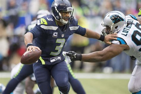 seahawks  panthers game time tv schedule radio info