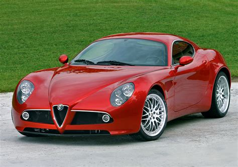 Alfa Romeo Car : 2007 Alfa Romeo 8c Competizione Specs, Pictures & Engine