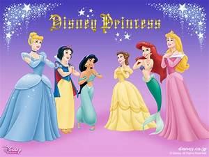 Disney Princesses Wallpaper | Disney Desktop Wallpaper Free
