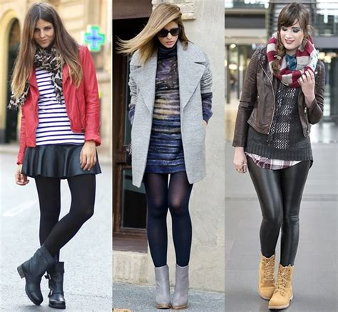 Style Ideas Fashion Boots Fall and Winter Outfits Inspiration | Gorgeautiful.com