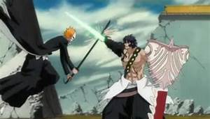 Duel! Amagai vs. Ichigo - Bleach Wiki - Your guide to the ...