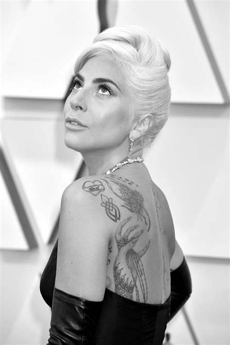 Pictured: Lady Gaga | Black-and-White Pictures From the ...