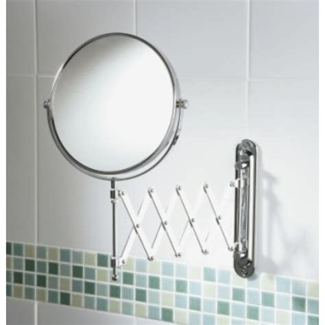 Sided Bathroom Mirror by Buy Extendable Side Bathroom Mirror Uk