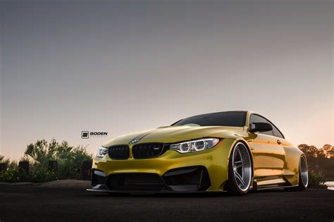 bmw m4 widebody austin yellow bmw m4 widebody photoshoot by activfilms tv