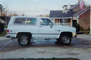 Blazer0416 1982 Chevrolet Blazer Specs  Photos