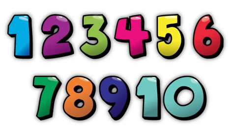 Numbers Number Clipart Free Clipart Images