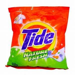 Tide Laundry Powder Nature Fresh 350g