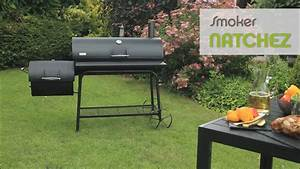 Tepro Garten Gmbh : tepro smoker natchez youtube ~ Watch28wear.com Haus und Dekorationen