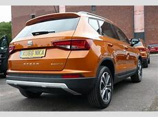 SEAT Ateca 10TSI Ecomotive 2016 Road Test Road Tests