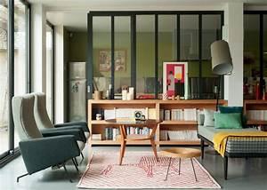 Salon Design Scandinave Nos Ides Dco Marie Claire