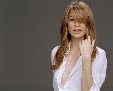 Hollywood Actress Hot Hits Photos: Ellen Pompeo