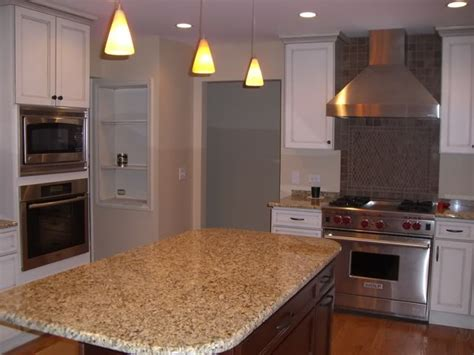 kitchen floor remodel white cabs stained island stained wood floors 1665