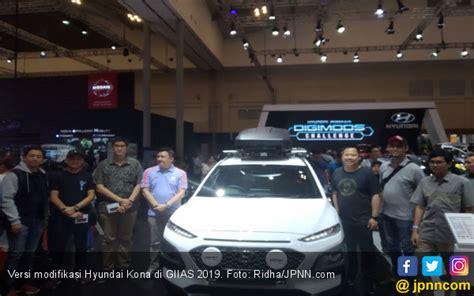 Modifikasi Hyundai Kona 2019 by Hyundai Kona Menginspirasi Pencinta Modifikasi Dari Lantai