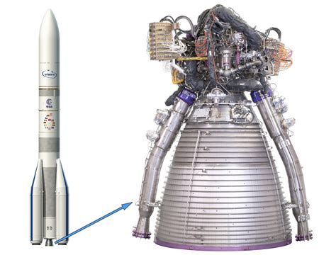 Le moteur d Ariane 6 au banc d essai Cité de l Espace