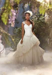 disney princess wedding gowns With princess tiana wedding dress