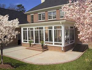 Glass Enclosed Porch Kits In Chic Decorations