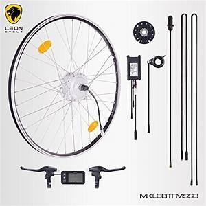 E Bike Reichweite Berechnen : e bike pedelec elektrofahrrad conversion kit 36v 250w 26 zoll umbausatz mit mxus frontmotor ~ Themetempest.com Abrechnung