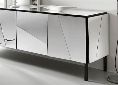 Psiche Glass Sideboard  Glass Furniture Sideboards