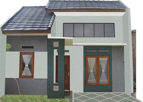 rumah minimalis sederhana type