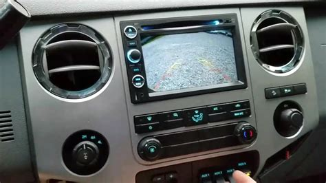 ford  super duty android navigation