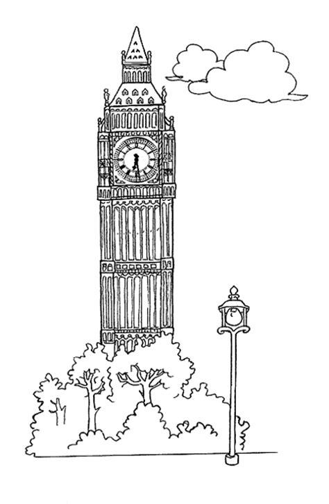 bus londonien dessin