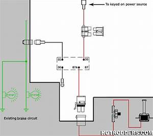 Lock Up Converter Wiring Diagram Hot Rod