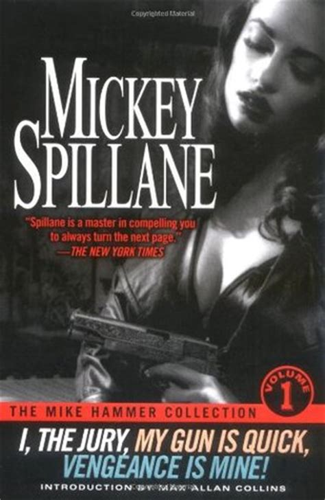 mike hammer collection volume   mickey spillane