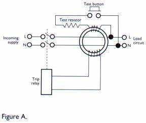 losing neutral in the utility system physics forums With rcd circuit diagram