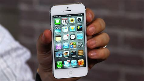 iphone ratings iphone 5 review from cnet