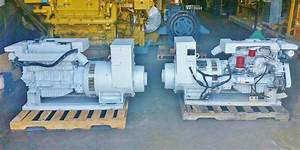 Northern Lights M964 Marine Diesel Generator 30 Kw