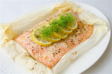 en cuisine salmon en papillote rant cuisine
