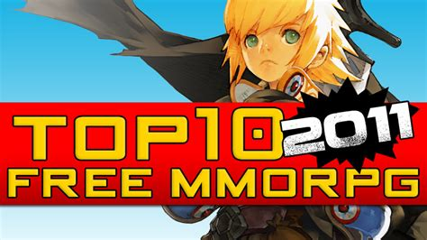 Top 10 Free Mmorpg Games To Play In 2011 Video  Mmo Bomb
