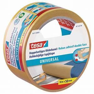 Obi Doppelseitiges Klebeband : tesafix doppelseitiges klebeband 56171 50mm x 10m eoffice24 ~ Watch28wear.com Haus und Dekorationen