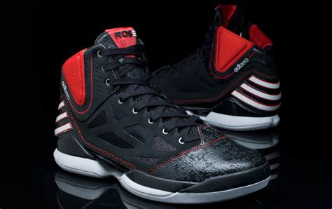 Derrick Rose Debuts And Reviews The New Adidas Adizero