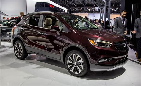 2019 Buick Encore by 2019 Buick Encore Rumors Redesign Review Release Date