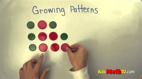 learn growing patterns in this math tutorial 902 | maxresdefault