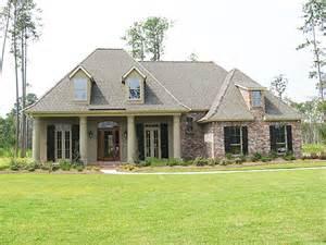 The Louisiana Home Designs by 413 South Fairway Drive Bedico Creek Homes