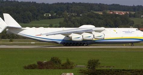 Video: The World's Largest Cargo Plane Lands in Athens ...