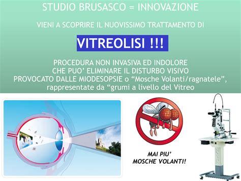 Mosche Volanti Nell Occhio by Miodesopsie E Distacco Posteriore Di Vitreo Occhio
