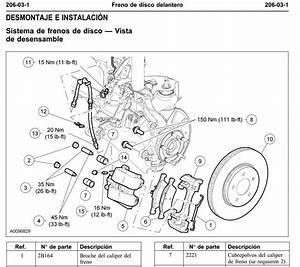 Manual De Taller Diagramas Ford Escape 2001