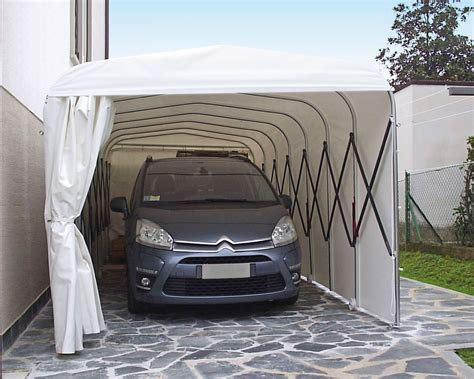Box Auto Pvc Prezzi by Box Auto In Pvc Garage