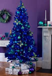 40 fresh blue christmas decorating ideas family holiday net guide to family holidays on the